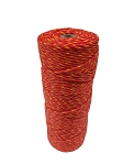 PolyPropylene Braided Twine (Red & Yellow) 2.2 Lbs