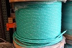 Hanging Cable (Combination Cable with Stainless Wire for Trawl Net) 7/16