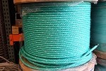 Hanging Cable (Combination Cable with Stainless Wire for Trawl Net) 1/2