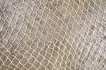 UHMWPE Double Braided Shrimp Net (White Color) Size #18 1-3/8