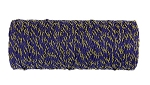 PolyPropylene Braided Twine (Blue & Yellow) 2.2 Lbs (INDIA)