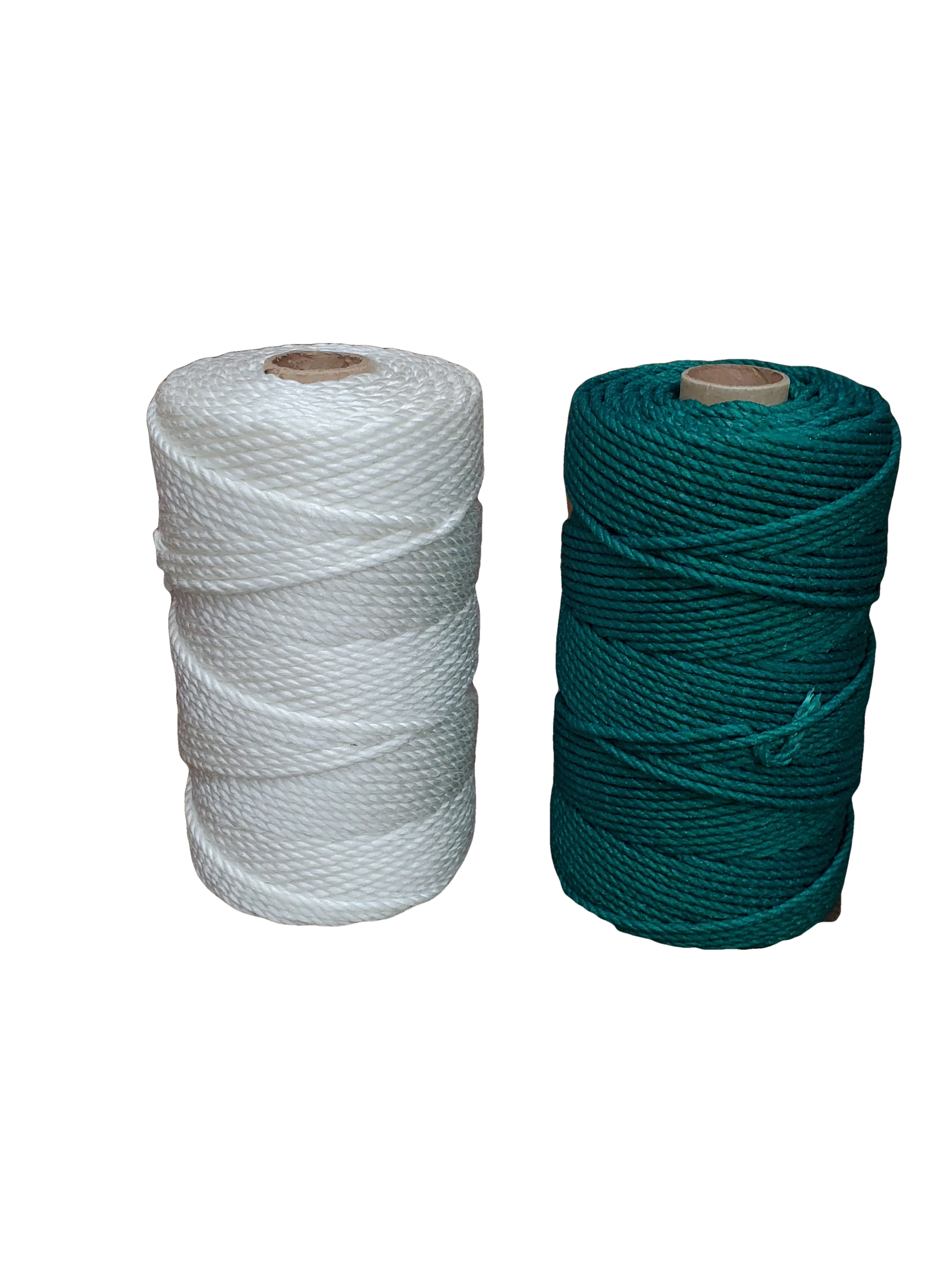 White Twisted Twine (1 Lbs)